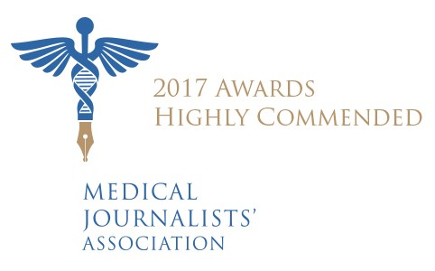 Highly commended, freelance journalist of the year, 2017