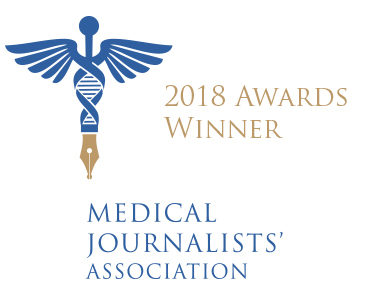 Winner, freelance journalist of the year, 2018