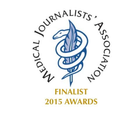 Highly commended, broadcast journalist of the year, 2015